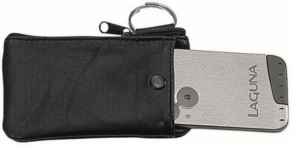 """CreativDesign Schlüsseltasche """"Pocket"""" schwarz"""