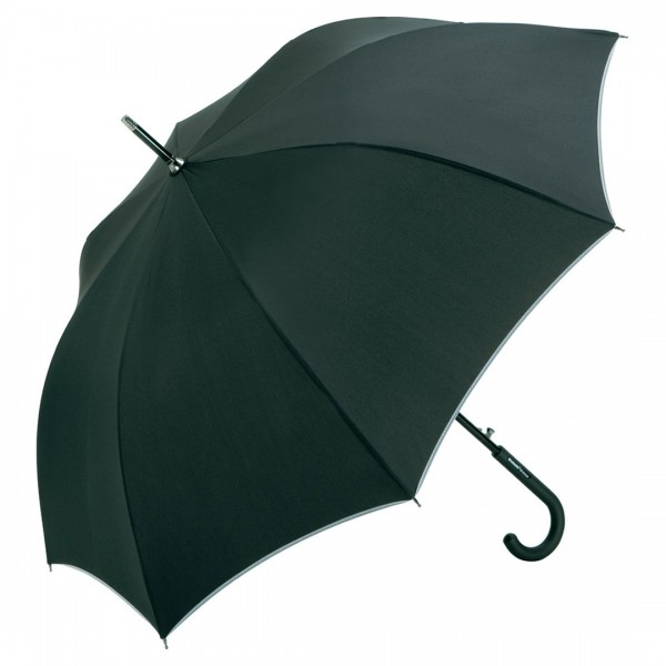 Parapluie standard midsize automatique alu Windmatic Black Edition