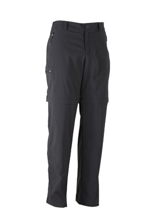Men's Zip-Off Pants