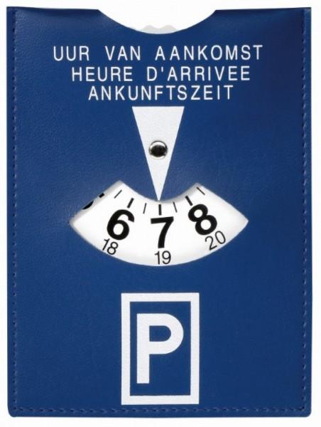 """CreativDesign Parkscheibe """"Duo"""" blau"""