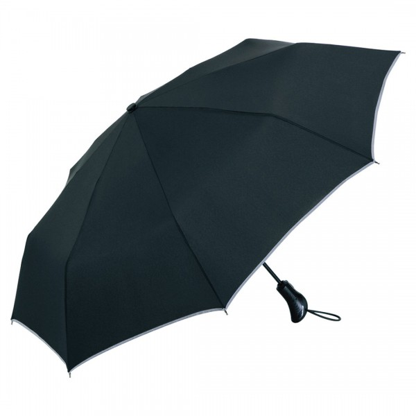Parapluie de poche oversize automatique Magic Windfighter Carbone