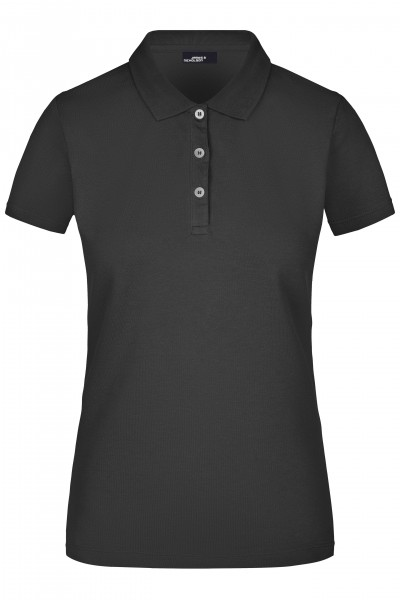 Ladies' Elastic Piqué Polo