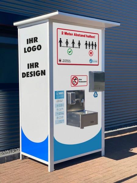 Mobile Handwasch-Station