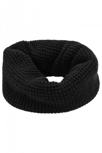 Sciarpa circolare in maglia