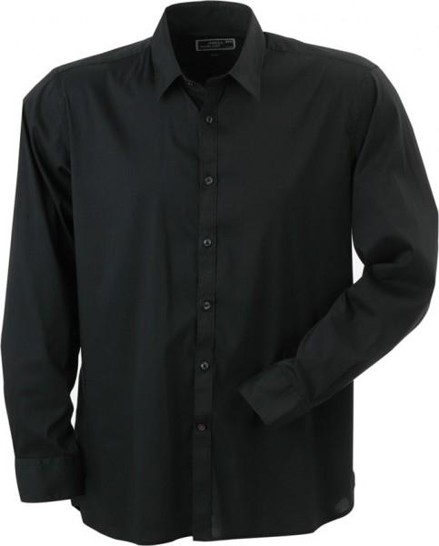 Men's Shirt Slim Fit Long