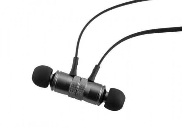 "Metmaxx® Bluetooth® In-Ear Kopfhörer ""BlueMicroSound"" schwarz"