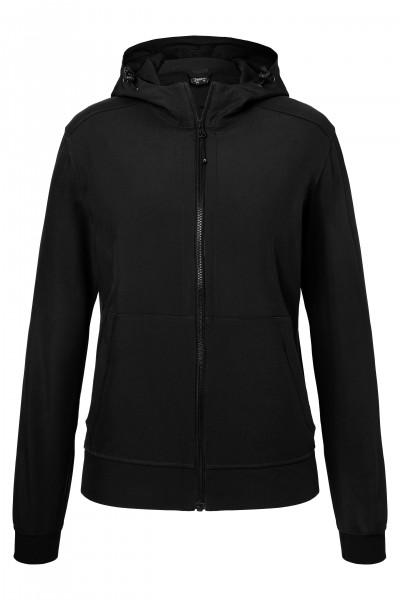 Ladies' Hooded Softshell Jacket
