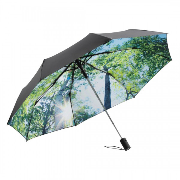 Mini parapluie de poche automatique FARE®-Nature